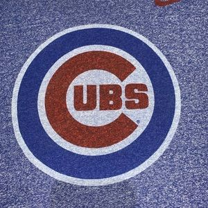 Blue Chicago Cubs - Athletic cut - The Nike tee